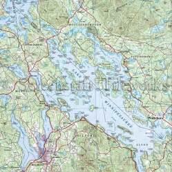 Cutting Board Kitchen Island new hampshire lake winnipesaukee nautical chart decor