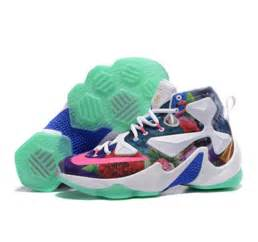 colorful basketball shoes uk nike lebron 13 basketball shoes black lake blue