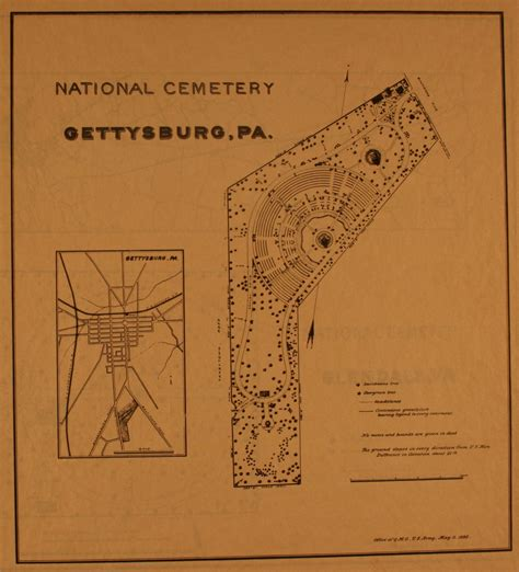 port lincoln cemetery records gettysburg national cemetery civil war era national