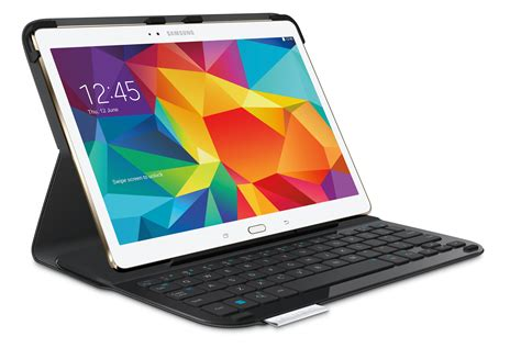 Keyboard Samsung Tab S logitech expands its tablet keyboard lineup with the