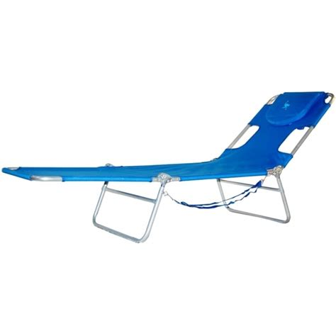 ostrich folding chaise lounge ostrich chair folding chaise lounge face down blue picture
