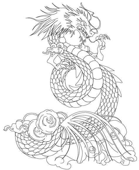 dragon coloring pages for adults to download and print for get this dragon coloring pages for adults to print mv74l