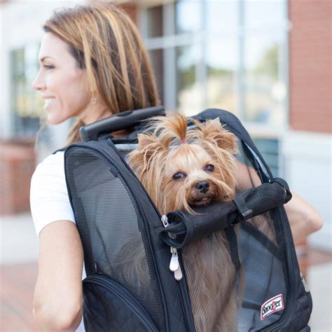 puppy carrier backpack snoozer roll around travel carrier 4 in 1 3 colors sizes