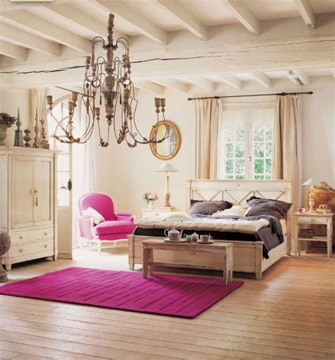 country living bedrooms country living beautiful bedroom fuschia area rug olpos