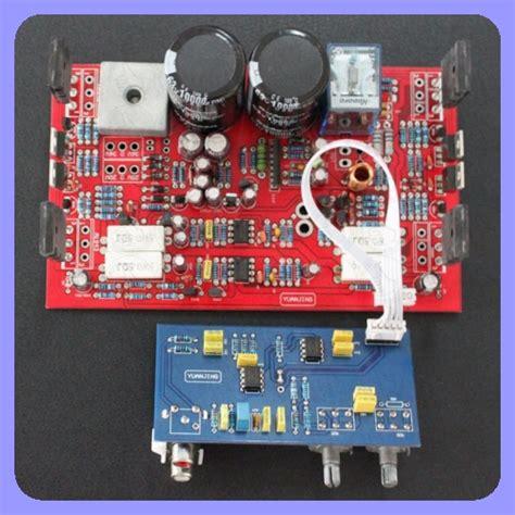 transistor lifier board 250w subwoofer lifier power assembled board with