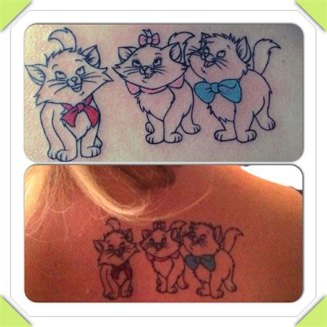 aristocats tattoo pin by dustee burroughs on thoughts
