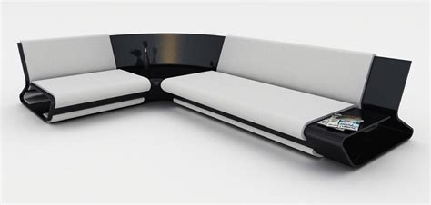 sleek sofa set designs canape slimy modern sofa