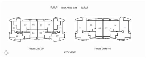 jade brickell floor plans jade ocean bill and bryan team