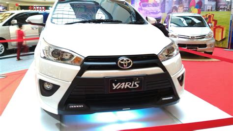 toyota yaris s trd 2014 at test drive dan review toyota yaris trd s mt parjo 2015