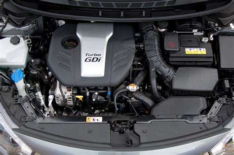 Kia T Gdi Engine 2015 Kia Forte5 Sx T Gdi Engine Photo 17