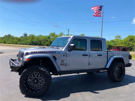 2020 Jeep Gladiator Lifted by 2020 Jeep Gladiator Gladiator Custom Lifted Leather