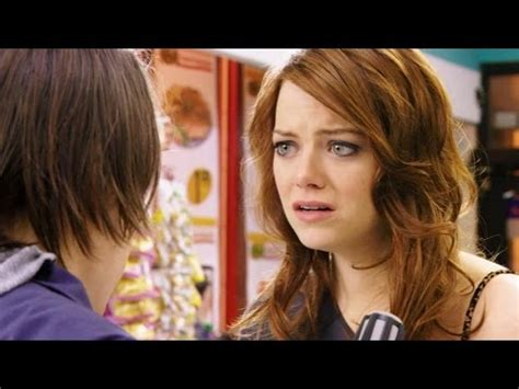emma stone easy a audition emma stone audition tape easy a doovi