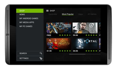 Tablet Nvidia Shield shield tablet the ultimate tablet for gamers geforce