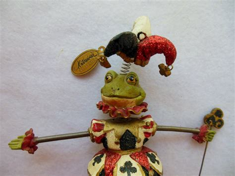 katherine s collection christmas ornament frog frog