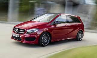 2015 mercedes b class revealed with mild updates