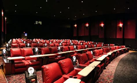 Theaters With Recliners In Nj by Amc Dine In Theatres Marina Dinner And A