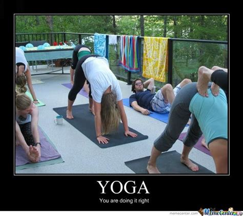 Funny Yoga Memes - yoga by ben meme center