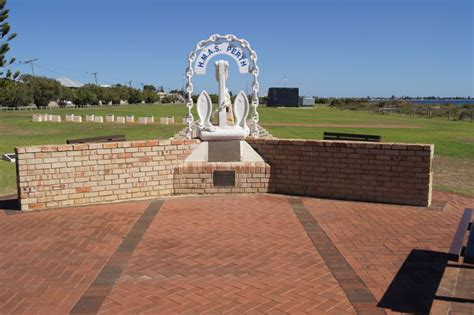 lost at sea memorials 187 h m a s perth memorial east