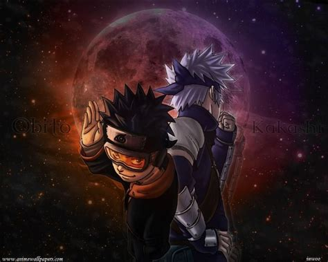 imagenes en 3d de kakashi kakashi hatake wallpapers wallpaper cave