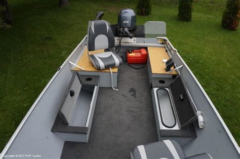 lund boats wc 16 2010 used lund wc 16 dlx aluminum fishing boat for sale