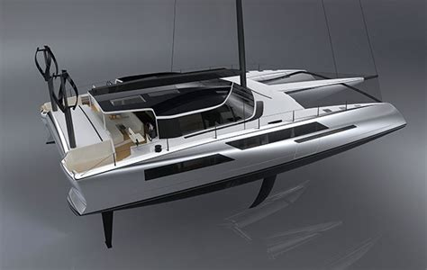 electric catamaran cruiser daedalus d80 is a smart ocean supercat capable of low