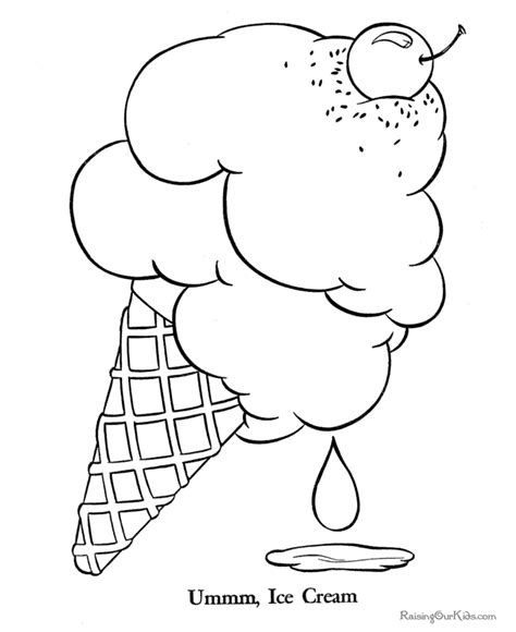 coloring pages with ice cream printable ice cream coloring pages coloring home