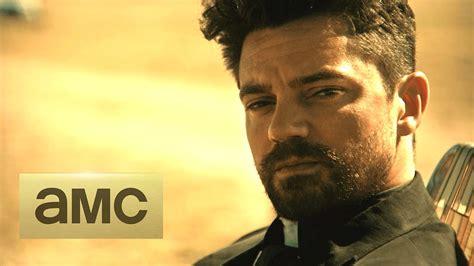 And The Preacher world premiere trailer preacher