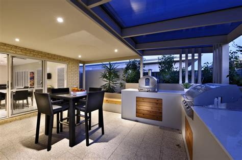 province display home alfresco photo