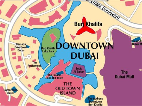 Miracle On 34 Street uae dubai metro city streets hotels airport travel map