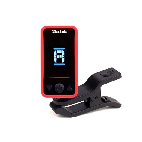 Tuner Gitar Clip On planet waves eclipse clip on guitar tuner