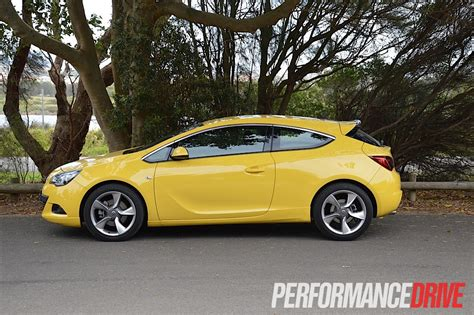 opel astra 2012 2012 opel astra gtc sport review video performancedrive