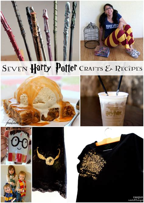 Superior Christmas Party Ideas For Small Business #4: Harry-potter-crafts-and-recipes-text1.jpg