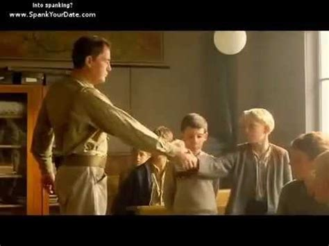 corporal punishment in film corporal punishment in the classroom hand swatting youtube