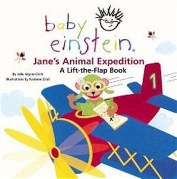 Baby Einstein Lift Flap Soundbook baby einstein s animal expedition lift the flap book