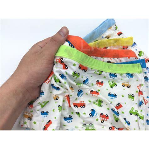 Celana Size M celana dalam anak pria size m multi color