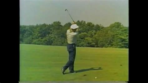Byron Nelson Golf Swing Compilation 2 Youtube
