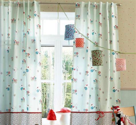 gardinen nahen kinderzimmer gardinen ein ratgeber mit sch 246 nen ideen sch 214 ner wohnen