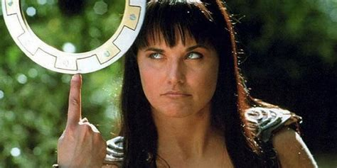 zena the warrior princess hairstyles lucy lawless shared her ideas about nbc s planned xena