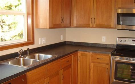 Laminate Kitchen Countertops | laminate kitchen countertops with white cabinets