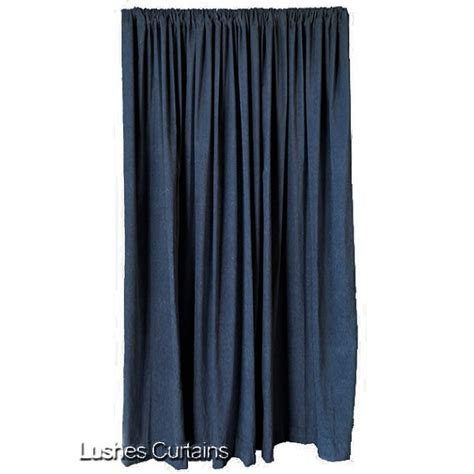 72 inch long curtains blue cotton velvet curtain 72 inch long panel high quality