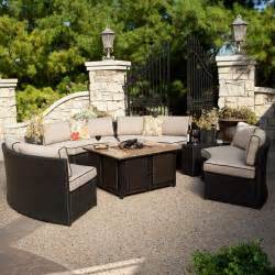 fire pit conversation outdoor furniture patio sets shop at hayneedlecom