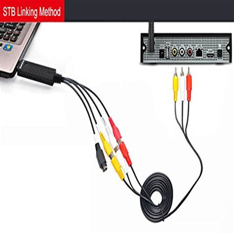 Easy Cap Usb 2 0 easycap usb 2 0 audio vhs vcr tv to dvd converter