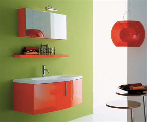 red and green bathroom modern bathroom mirrors wall mirror decosee com