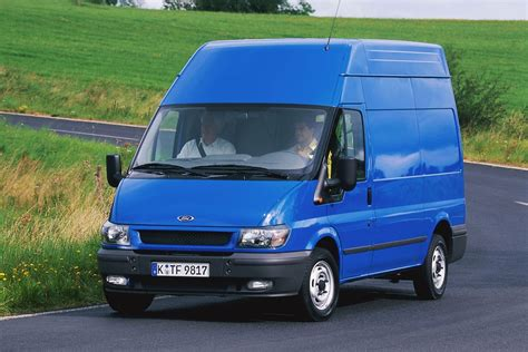 Ford Transit Reviews by Ford Transit Review 2000 2006 Parkers