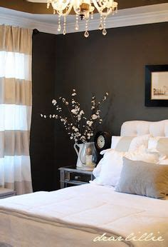 light gray striped wall master bedroom ideas pinterest stripe curtains on pinterest roman blinds silk curtains