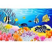 Top Under Sea Cartoon The Wallpapers