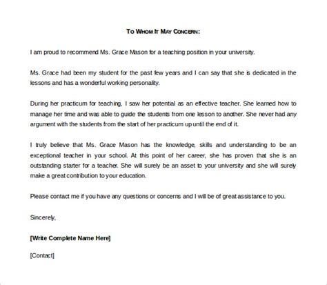 Best Business Reference Letter reference letter template 49 free sle exle