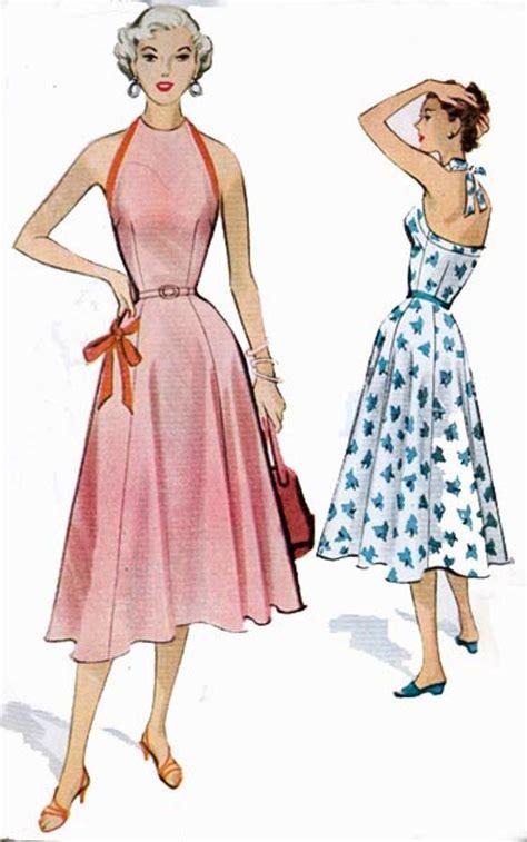 pattern dress vintage 17 best images about vintage summer dress patterns on