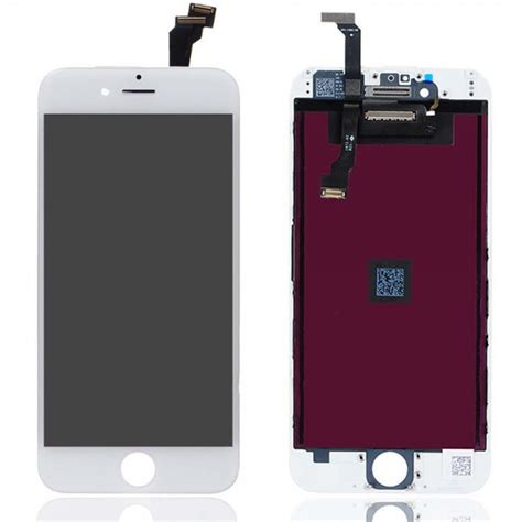 ecran iphone 6 blanc bloc complet pour r 233 paration iphone 6