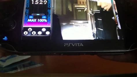 Virda Maxy ps vita dj max portable3